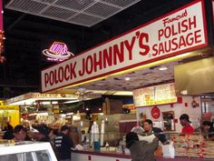 Polock Johnny's...Was this in Ocean City?  I think my sister worked there one summer.