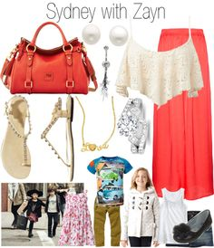 """Sydney with Zayn"" by onedoutfits269 ❤ liked on Polyvore"
