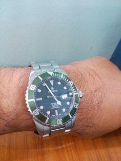 Grovana Divers Watch