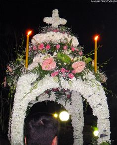 Greek Easter, May We All, Church Flowers, Orthodox Icons, Finding Peace, Cyprus, Altar, Heavenly, Holi