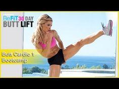 Butt Workout Cardio 1: Bootcamp | 30 DAY BUTT LIFT - YouTube