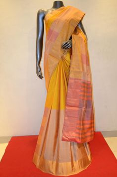 Half and Half Stylish Pure Soft Silk Saree Product Code: AB211474 Online Shopping: http://www.janardhanasilk.com/index.php?route=product/product&search=AB211474&description=true&product_id=3855