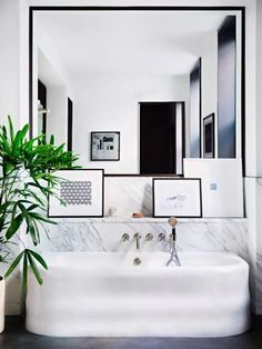 Wonderful Big Mirrors In Your Bathroom Inspirations