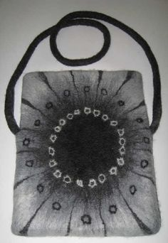 opened felt bag by anaj - myblog.de