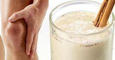 Te enseñamos a hacer un batido de avena, piña y canela para las rodillas. Una bebida deliciosa que te ayudará a fortalecer ligamentos y tendones. ¡Apunta!
