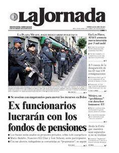 Primera orden de aprehensión contra Abarca por la desaparición de los 43 — La Jornada