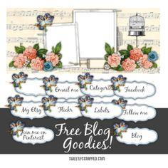 I hope you like it! Filofax, Scrapbook Blog, Scrapbooking, Free Blog, Free Website, Vintage Postcards, Vintage Photos, Planner Organization, Bar Set