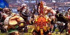 Se mostraron nuevas imágenes del videojuego Blood Bowl 2 http://j.mp/1gX9ZTL |  #BloodBowl2, #Gamescom2015, #Videojuegos