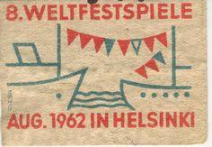 Helsinki Weltfestspiele 1962