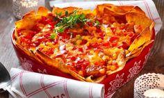 Gratängen för dig som gillar mexikanskt – krämig och smakrik. En riktig familjefavorit och ett roligt alternativ till klassisk tacos under fredagsmyset!