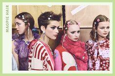 Fashion Week Hair - Ryan Lo | allure.com