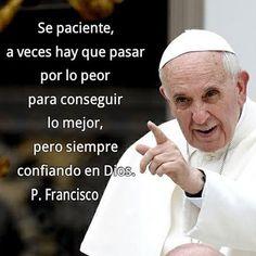 Papa Francisco Frases, Psychology, Wisdom, Faith, Positivity, Humor, Sayings, Words, Memes