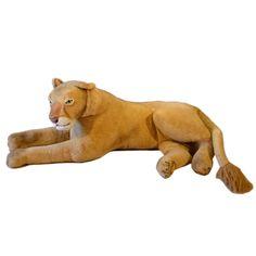 Steiff Lionness