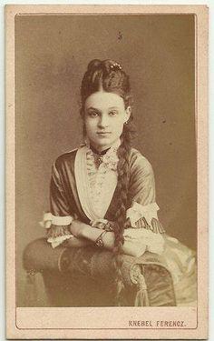 RARE 1870s