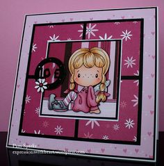 cc designs stamps cards | ... from CC Designs …part of the January release from All That Scraps