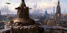 By rich35211 | http://sci-fi-archives.deviantart.com/art/2150-Future-City-8-545071774