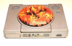 Playstation1 Konsole PAL - SCPH-1002 mit Cinchausgängen