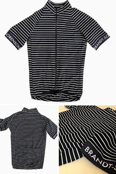 Brandt-Sorenson | Polo Stripe Jersey