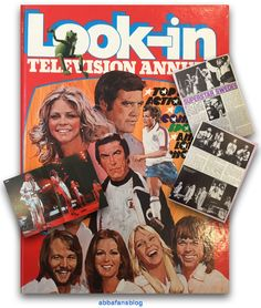 Visit my blog to read the Abba articles from this Look-in annual #Abba #Agnetha #Frida http://abbafansblog.blogspot.co.uk/2016/02/look-in-annual.html