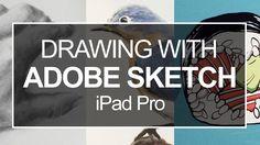 Digital Illustrations with the iPad Pro