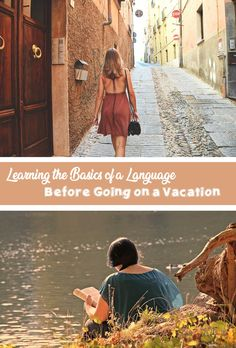 Learning the Basics of a Language Before Going on a Vacation - Travelers' Joint #LearningLanguages #LanguageLearning