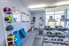 fit during your stay with our brand new gym; boasting cardio machines and free weights Holidays In Cornwall, Cardio Machines, Free Weights, Holiday Park, Photo Galleries, Home Appliances, Gym, House Appliances, Appliances