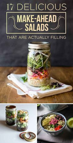 17 Delicious Salads You Should Pack For Lunch