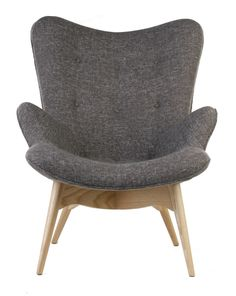 This will be by new reading chair! Replica Grant Featherston Contour Lounge Chair by Grant Featherston - Matt Blatt