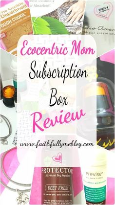 Ecocentric Mom Box R