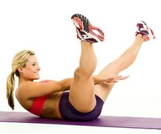 Get Flat Abs Fast! (At Any Fitness Level