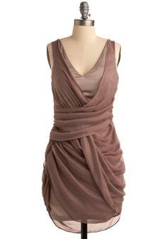 On Drape Adventures dress on Modcloth