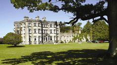 Ballyseede Castle, Tralee, County Kerry, Ireland