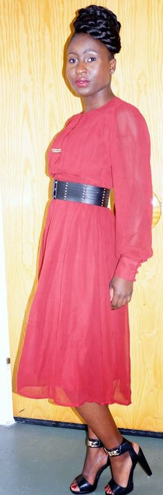 Christelle Kizola: Show me your closet and I'll tell you who you are!...
