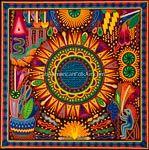 Huichol and Tepehuano Yarn Paintings