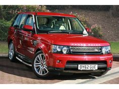2012 #LandRover #RangeRoverSport £42,844