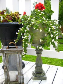 Repurposed Candle Holders