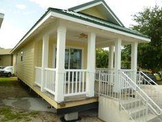 Beach Cabana Floor Plan || Park Model Homes || Florida & Gerogia