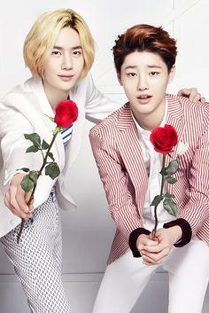 Yibo & Seungyoun