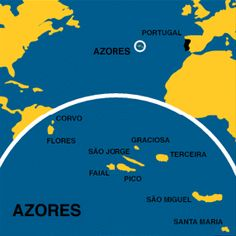 Cruise the Azores on a Yacht