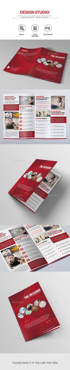 Creative Design Studio Brochure