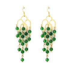 April Showers earrings