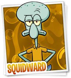 Squidward Tentacles