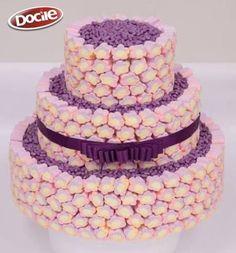 Resultado de imagem para bolo de marshmallow