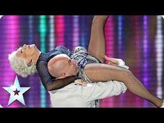 Spectacular Salsa - Paddy & Nico - Electric Ballroom | Britain's Got Talent 2014 - YouTube