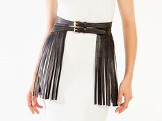 Rank & Style - Best Women's Statement Belts #rankandstyle