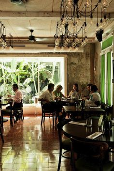 "Sure, you can jostle the hordes of tourists in any of the restaurants lining Old San Juan's charming streets. But the city of San Juan -- one of the most cosmopolitan in the Caribbean -- has a vibrantly mixed culture, and dining there can be a wildly flavorful blend of local traditions, mouth-watering trends, and plenty of style if you find the right places. The seven ""locals only"" spots on this list of great restaurants in San Juan reveal just a hint of how any visitor can eat like a local…"