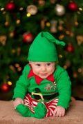 Cute Elf baby