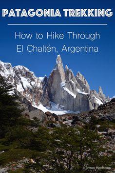 Trekking Through El Chalten, Argentina |[Brittany from Boston]|