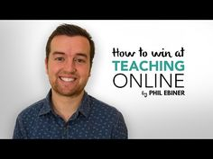 How to Win at Teaching Online Courses in 2016 - YouTube