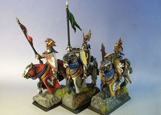 Warhammer - Bretonnian Knights